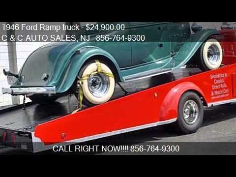 1946 Ford Ramp truck Street Rod for sale in Riverside, NJ ...