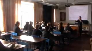 14.03.2016 Відкритий урок з фізики у 7 класі