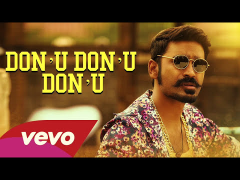 Don'u Don'u  Don'u - Maari instrumental cover