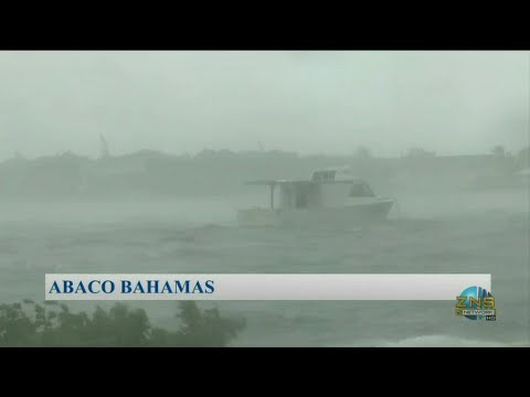 Hurricane Dorian strikes Bahamas with strong winds, rain, choppy waters | AFP