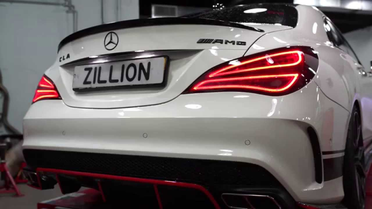 2015 Mercedes Benz Cla250 Amg With Armytrix Catback