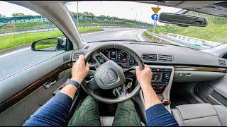 2007 Audi A4 B7 | 140 HP | POV Test Drive