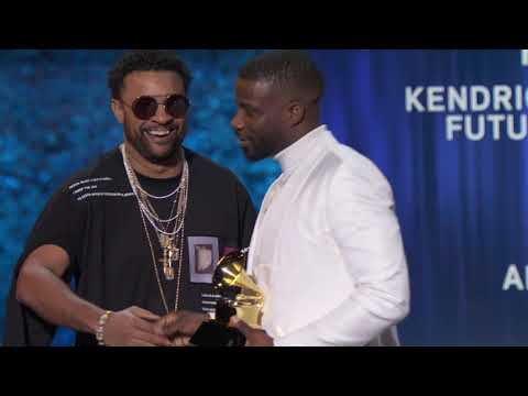 Kendrick Lamar, Jay Rock, & Anderson .Paak Tie For Best Rap Performance | 2019 GRAMMYs Mp3