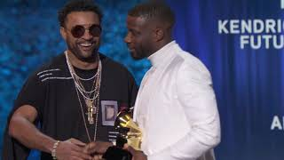 Kendrick Lamar, Jay Rock, & Anderson .Paak Tie For Best Rap Performance | 2019 GRAMMYs