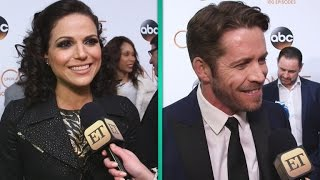 EXCLUSIVE: 'Once Upon a Time Stars' Talk Regina and Robin's Chemistry and Zelena's Wicked Return!