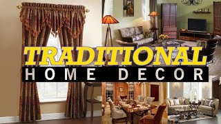 5 Traditional Home Décor ideas