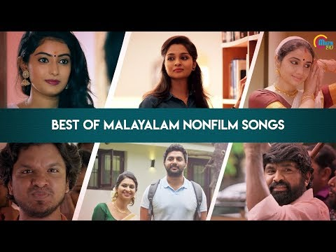 Best Of Malayalam Non-Film Songs | Malayalam Music Videos | Malayalam Video Songs Jukebox | Official