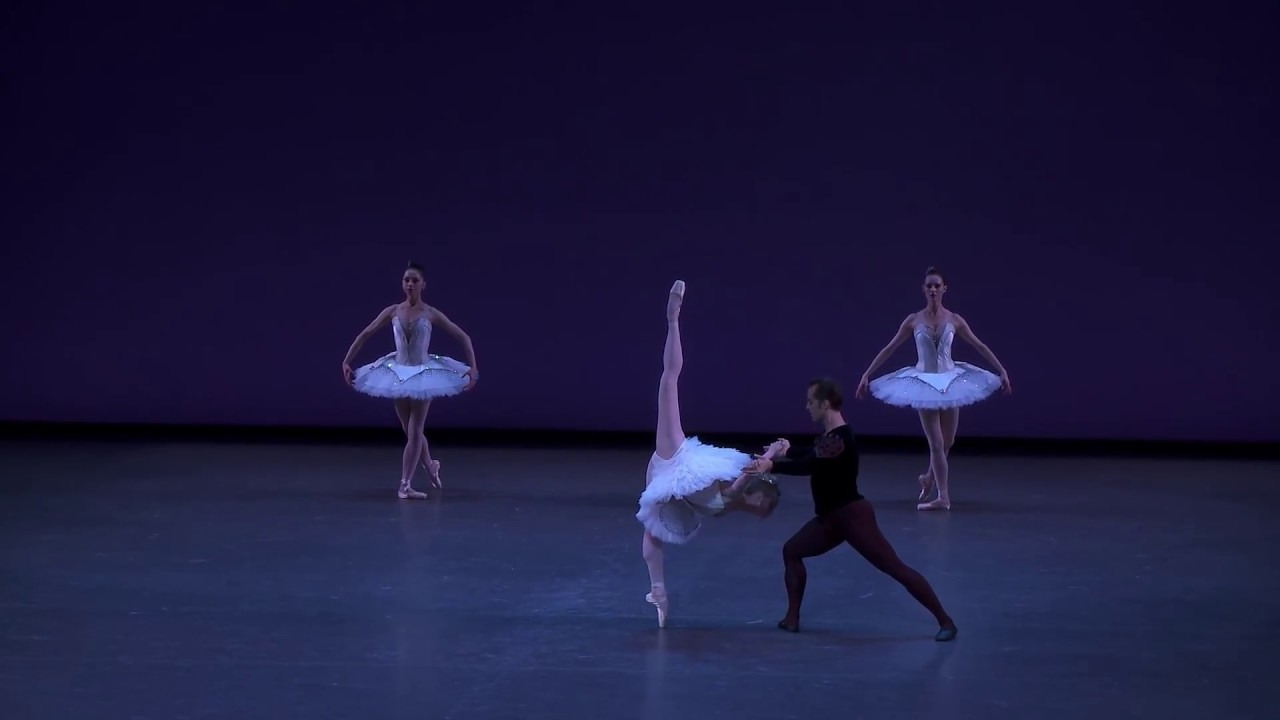 Anatomy Of A Dance Sara Mearns On Symphony In C Youtube