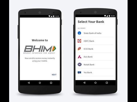 BHIM app How to downlaod BHIM app and how to...