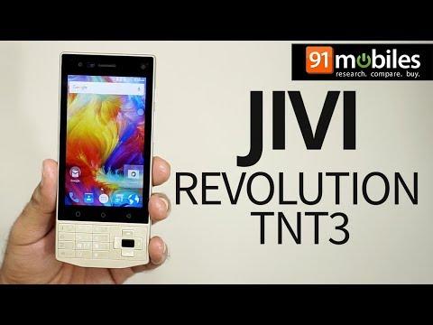 Jivi Revolution TnT3: Unboxing | Hands on | Price [Hindi-हिन्दी]