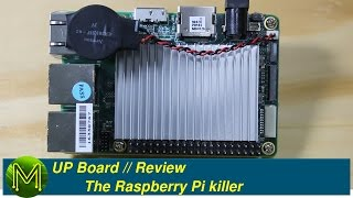 up board the raspberry pi killer review