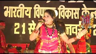 Gaura Gauri Singer Garima & Swarna Diwakar Swadeshi Mela 2016 Raipur Chhattisgarh