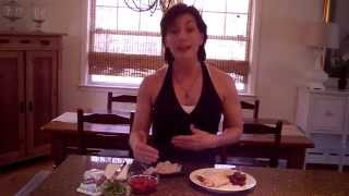3 Minute, 3 Layer Turkey Roll-ups