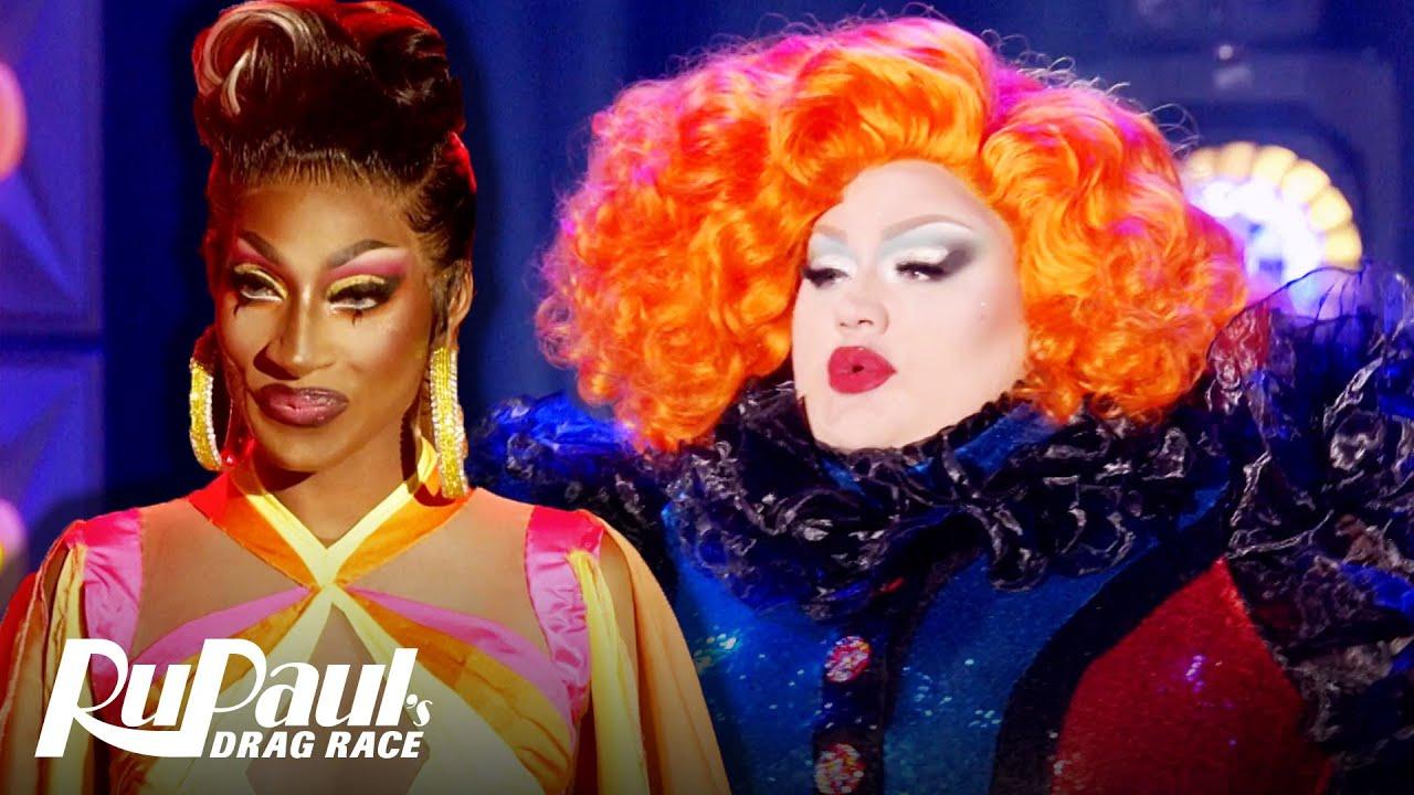 Download Eureka & Jaida Essence Hall's Little Richard Lip Sync 🌈  RuPaul's Drag Race All Stars