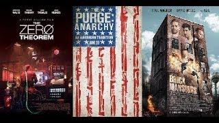 Trailer Thursdays: The Zero Theorem, The Purge: Anarchy, Brick Mansions