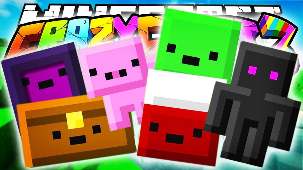 Minecraft crazy craft 3 0 how to get every inventory pet for Http test voidswrath com modpacks crazy craft 3 0