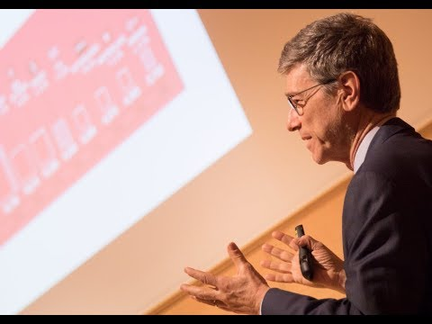 IST Science and Society Lecture: Jeffrey D. Sachs