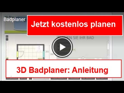 badplaner youtube. Black Bedroom Furniture Sets. Home Design Ideas