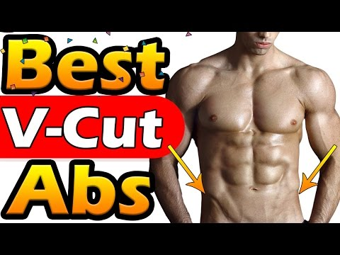 BEST V-Cut Lower Ab Exercises   2 EASY Steps   How to Get V Cut Abs Workout