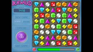 Bejeweled (aka. Bejeweled Deluxe) for the PC