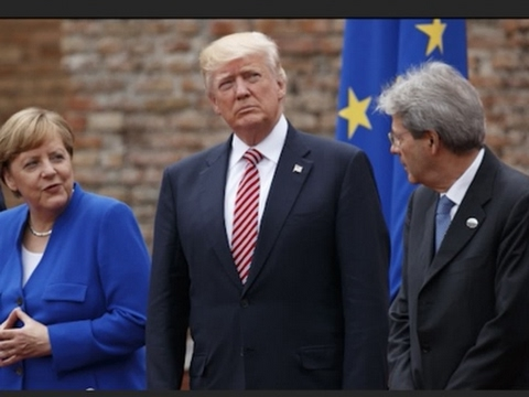 AP: After G7, Trump Views on Climate 'Evolving'