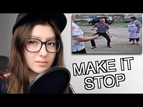 Slav Girl Reaction To Meanwhile In SLAVIC Countries