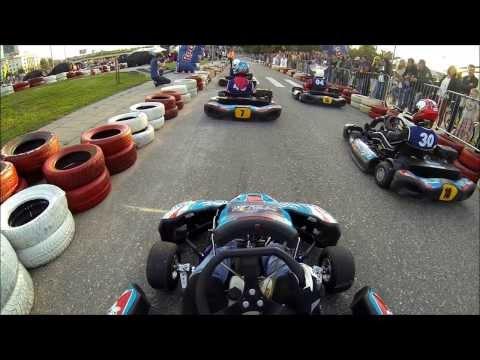 Red Bull Kart Fight 2013 || Lithuania || Super Final Race
