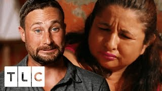 Ecuadorian Grandma Accuses Son In Law Of Using Black Magic | 90 Day Fiancé: The Other Way