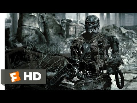 Terminator Salvation 310 Movie   Come With Me If You Want To Live 2009 HD