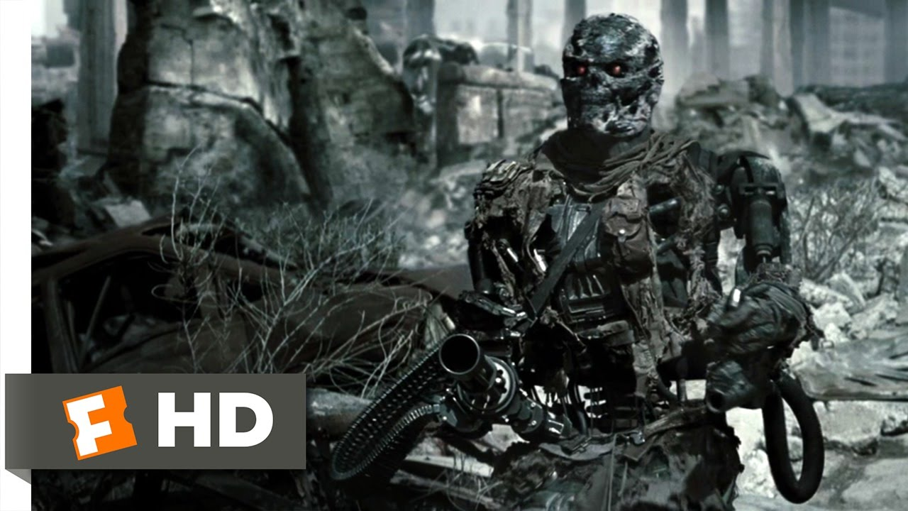 Terminator Salvation Terminator Salvation 3 10 Movie Clip Come With Me If You Want To Live 2009 Hd
