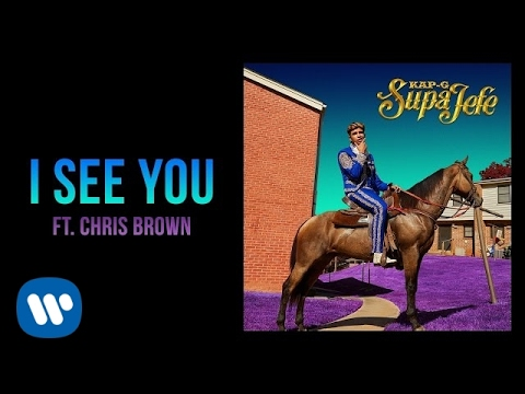 Kap G - I See You ft. Chris Brown uploaded 4/6/17