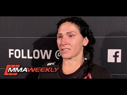 Cat Zingano Wants To 'Smash' Amanda Nunes Like Before  (UFC Fight Night 133)