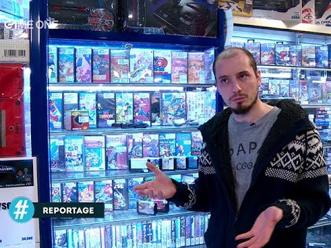 Reportage - Trader Games, LA boutique rétrogaming