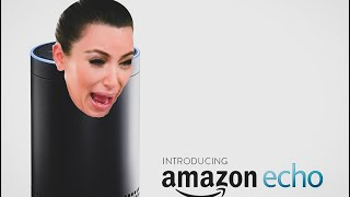 amazon echo commercial parody