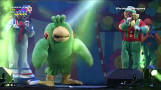 Transmissão Live Festa Junina da Portuguesa, Patati patata, A dança do loro