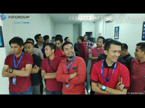 CULTURE DAY FIFGROUP MALANG