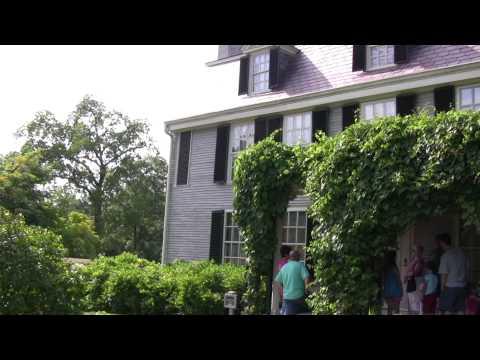 President John Adams Home (Quincy Massachussetts)