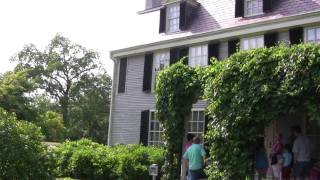 President John Adams Home (Quincy Massachussetts)