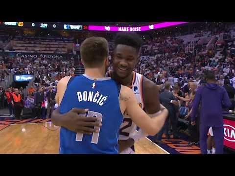 Dallas Mavericks vs Phoenix Suns | October 17, 2018