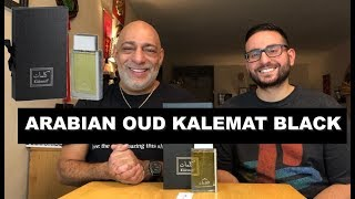 Arabian Oud Kalemat Black REVIEW with Redolessence + GIVEAWAY (CLOSED)