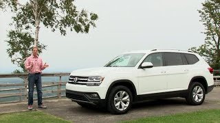 DO YOU NEED A MAP OR AN ATLAS? | 2018 Volkswagen Atlas | Complete Review | TestDriveNow