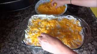 Vlogust Day 10-   Layered Salad