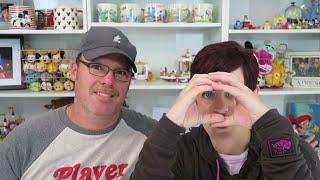 No room *FOR US* at Disney?! - Disney World trip announcement bonus vlog #52