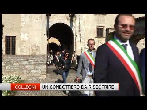 BG TV   Bartolomeo Colleoni, Una Figura Misteriosa...27-10-2019