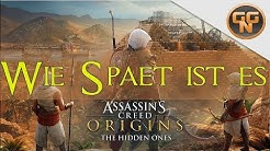 Assassins Creed Origins Wie spät ist es - What Time is it Trophy Guide