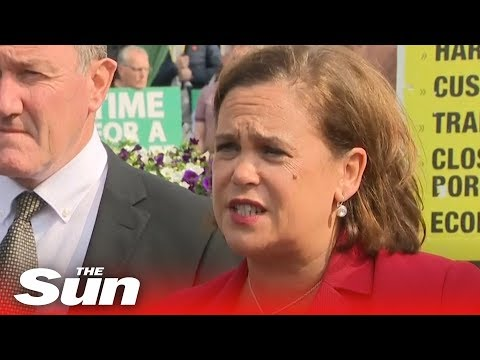 Sinn Fein calls for second referendum after Boris meeting
