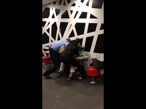 Victoria McDonald's Arrest