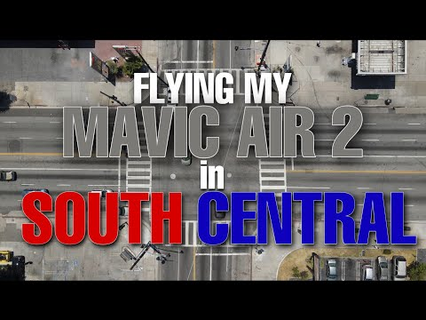 HIGHER THAN YOU! On The F&N! Flying my Mavic Air 2 in South Central! from YouTube · Duration:  2 minutes 25 seconds