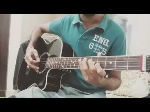Ananthayata Yanawamai - Senaka Batagoda | Guitar Solo by Pathum Weerasinghe