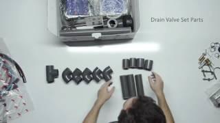 Basic Automatic Washing Unit Unpacking - Melasty®